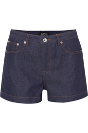 High Standard denim shorts