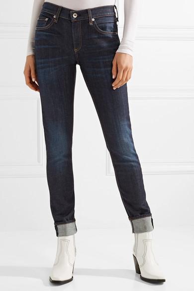 rag & bone Dre Boyfriend-Jeans