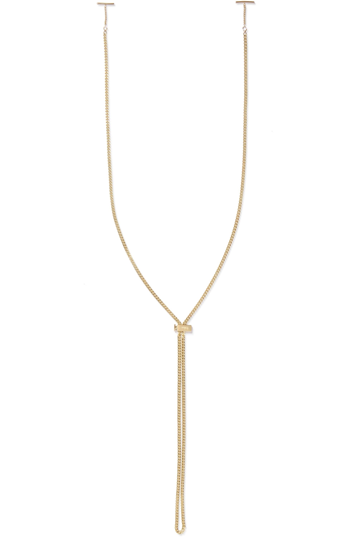 Chloé Gold-tone sunglasses chain