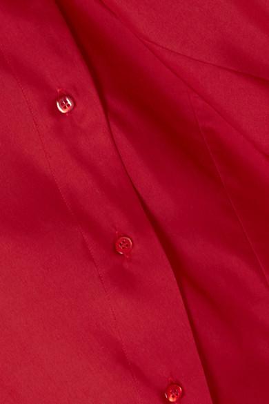 Valentino Asymmetrische Tunika aus Crêpe de Chine aus Seide Billige Sast qPJpkXC1i