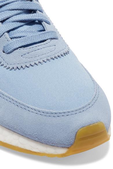 adidas Originals | mit i-5293 Sneakers aus Stretch-Mesh mit | Velourslederbesatz 7ad8e4