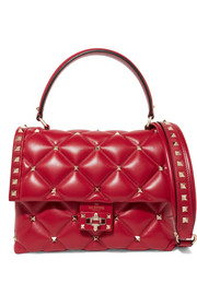 Valentino Garavani CandyStud quilted leather shoulder bag