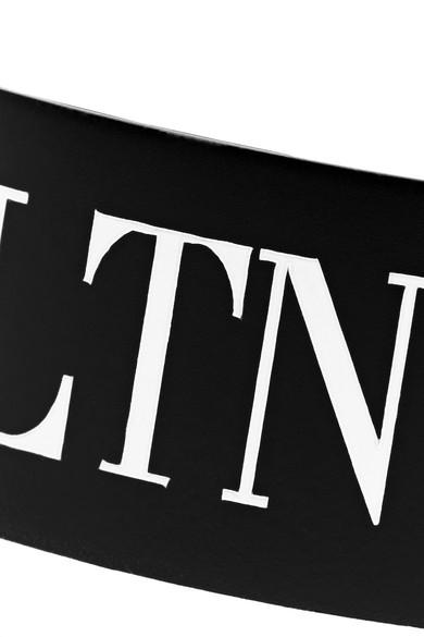 Valentino Garavani Small Printed Metal Cuff - Black Valentino m3TwwM3uHn