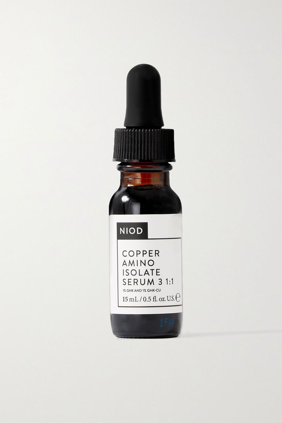 NIOD Copper Amino Isolate Serum 2:1, 15 ml – Serum
