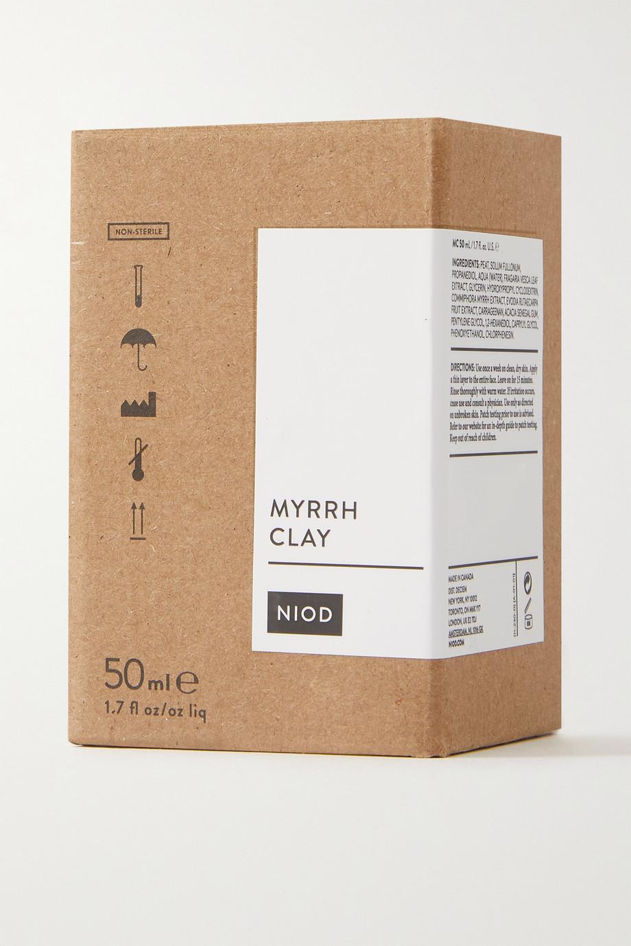 NIOD Myrrh Clay, 50 ml – Maske