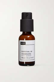 NIOD Sérum Survival 30, 30 ml