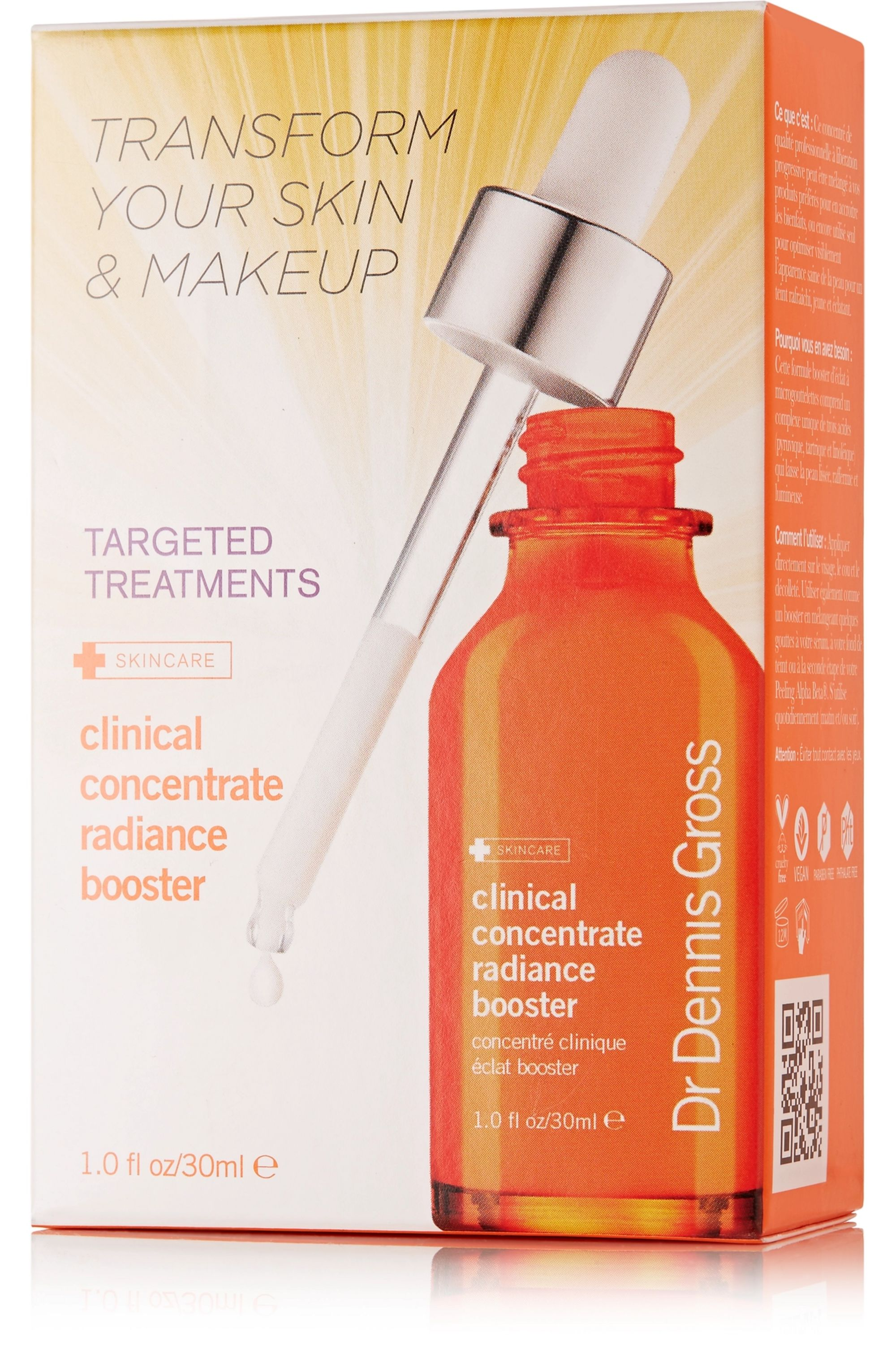 Dr. Dennis Gross Skincare Clinical Concentrate Radiance Booster, 30ml