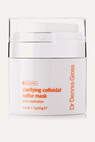 Dr. Dennis Gross Skincare - Clarifying Colloidal Sulfur Mask, 50g - Colorless