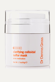 Dr. Dennis Gross Skincare Clarifying Colloidal Sulfur Mask, 50g