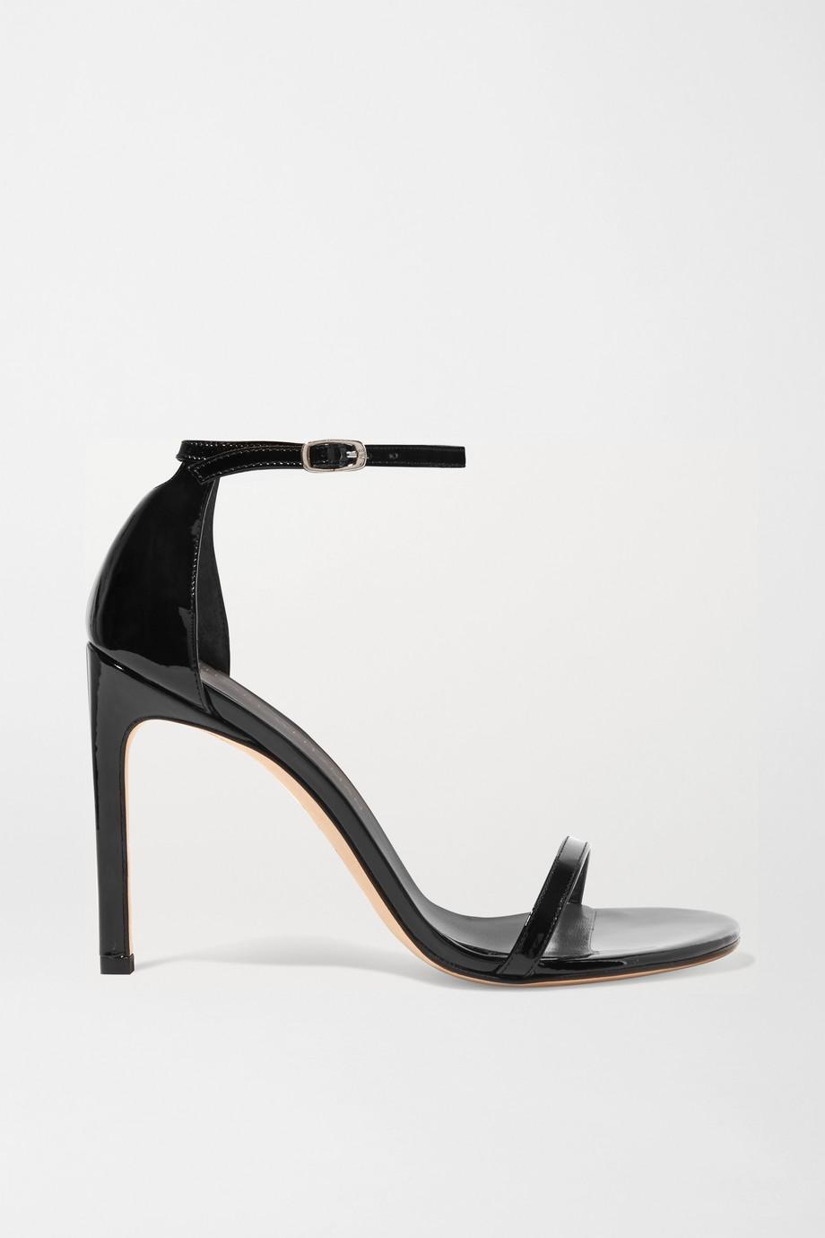 Stuart Weitzman NudistSong 漆皮凉鞋