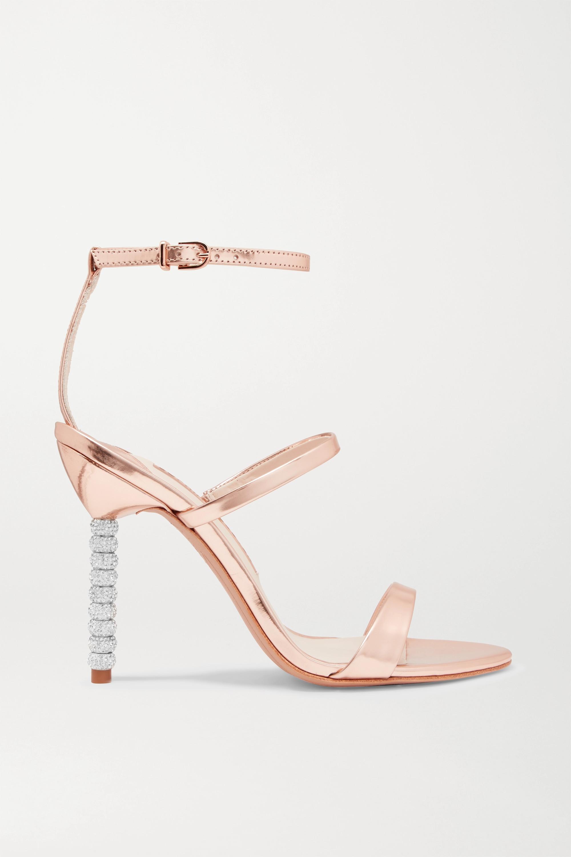 sophia webster pink sandals