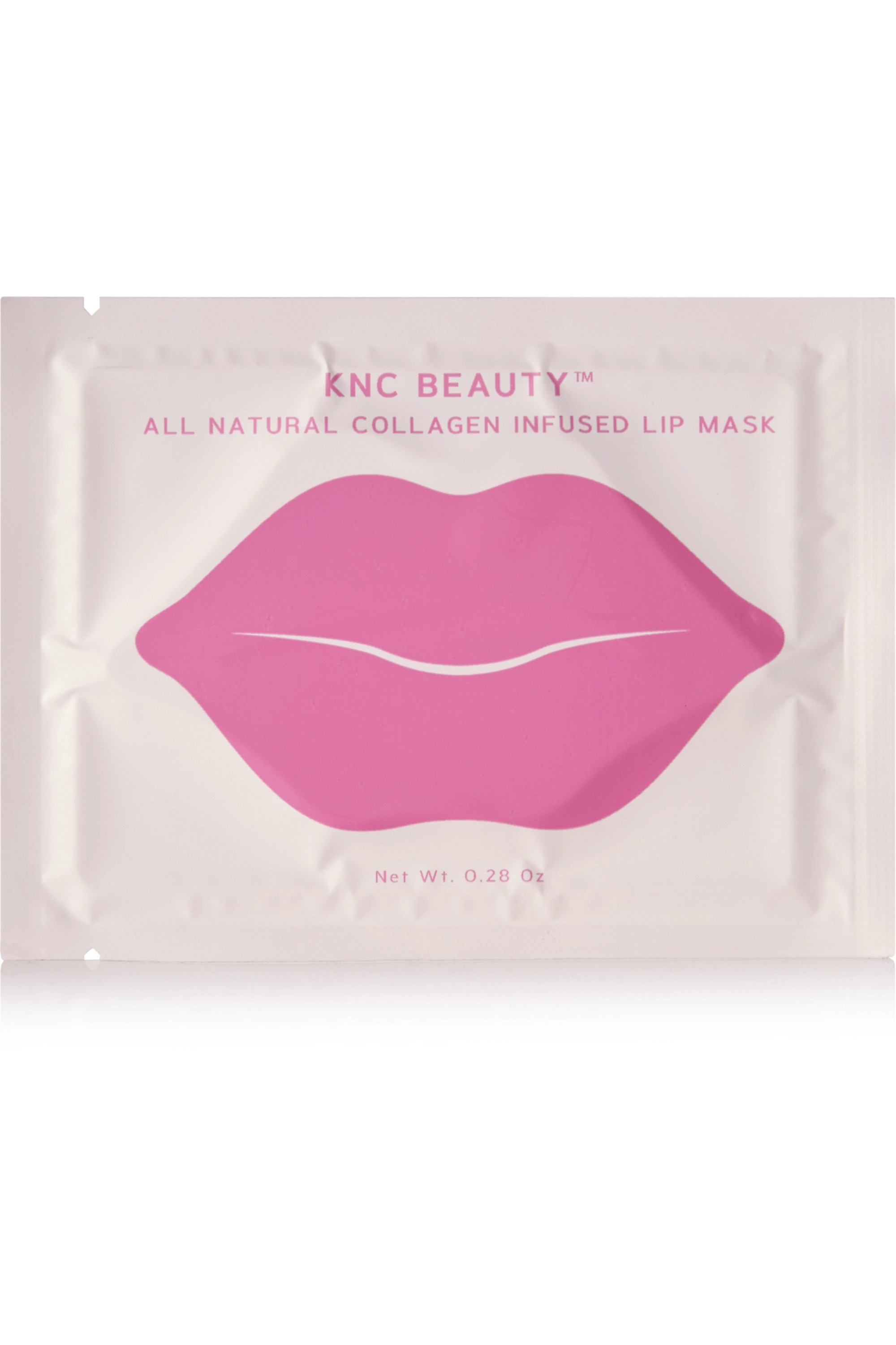 KNC Beauty All Natural Collagen Infused Lip Mask, 10 x 7.9g