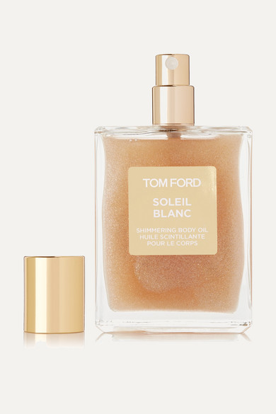 tom ford beauty soleil blanc shimmering body oil 100ml. Black Bedroom Furniture Sets. Home Design Ideas