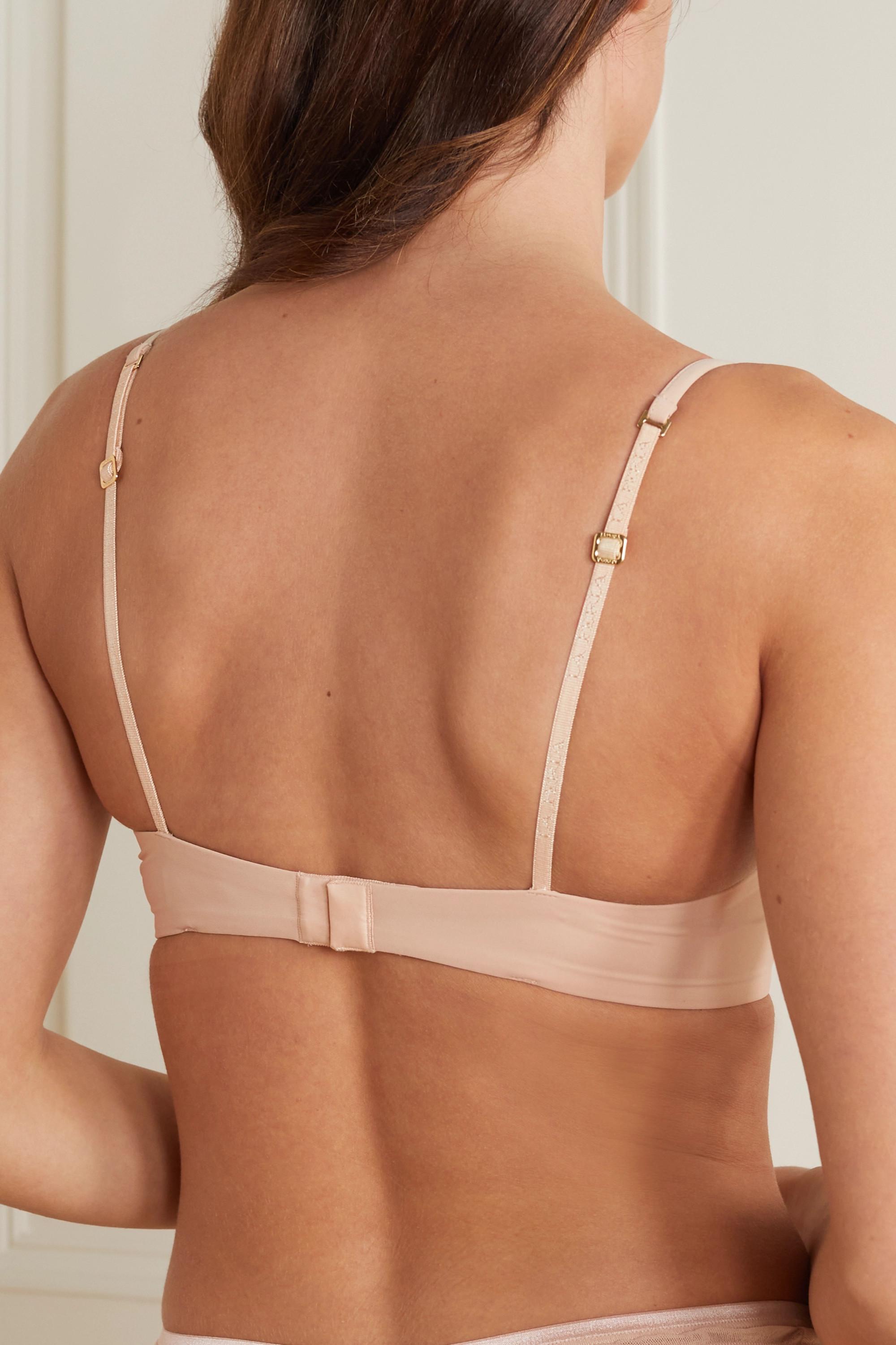 La Perla Second Skin stretch-jersey underwired bra