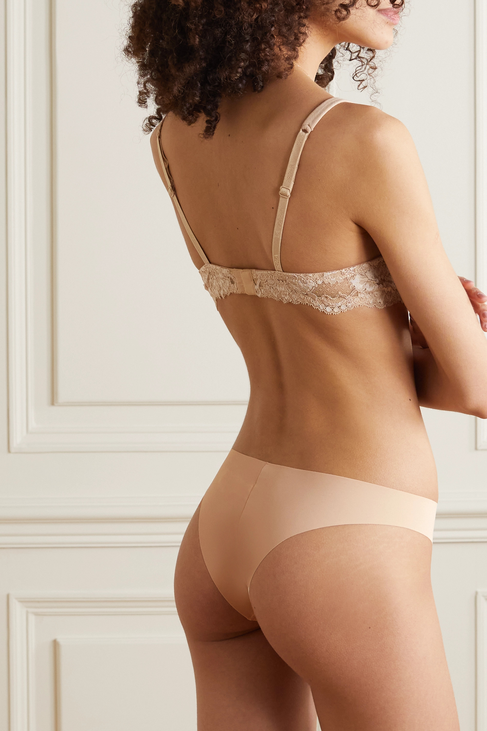La Perla Second Skin stretch-jersey briefs
