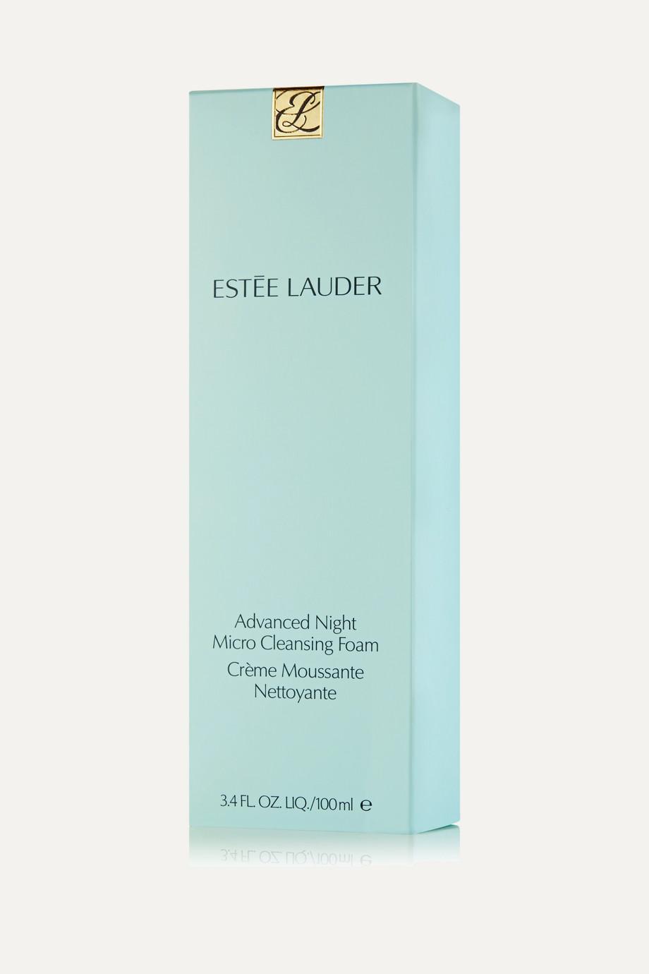Estée Lauder Advanced Night Micro Cleansing Foam, 100 ml – Reinigungsschaum