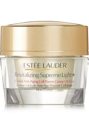 Revitalizing Supreme Light + Global Anti-Aging Cell Power Creme Oil-Free, 30ml