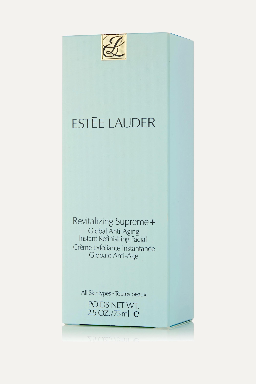 Estée Lauder Revitalizing Supreme + Global Anti-Aging Instant Refinishing Facial, 75 ml – Gesichtspeeling
