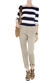 Paul & Joe Sister Abraham cotton cropped chinos