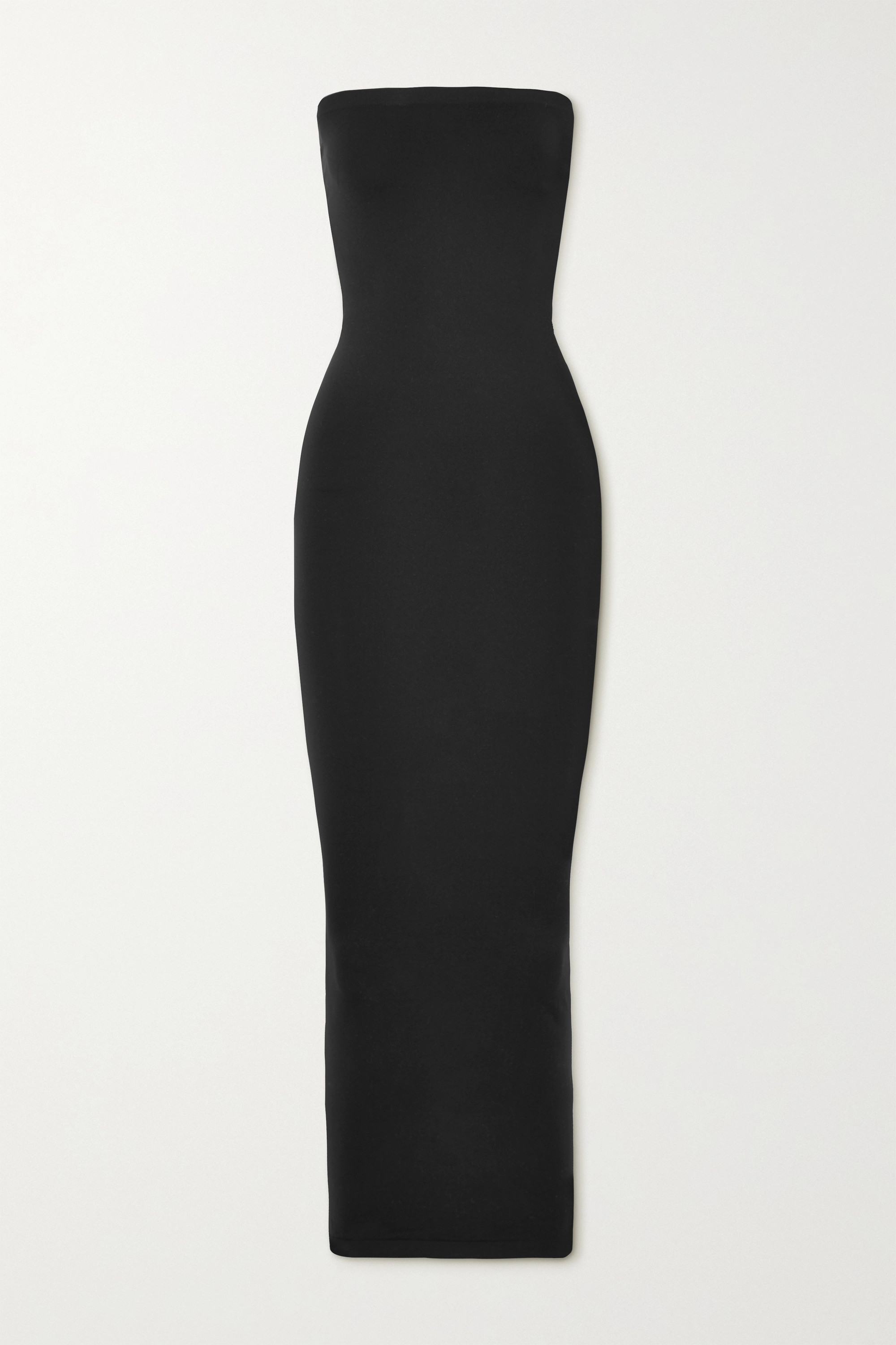 Wolford Fatal strapless stretch-jersey maxi dress