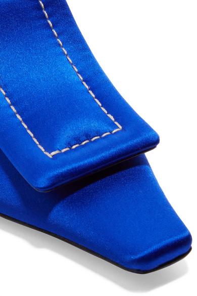 Marni | | | Slippers aus Satin 0ba458