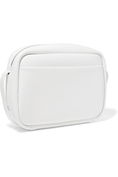 Balenciaga Bedruckte Kameratasche aus strukturiertem Leder