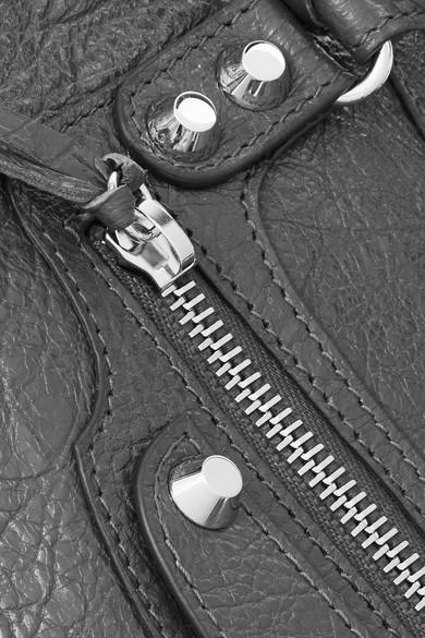 Balenciaga Classic City Tote aus strukturiertem Leder