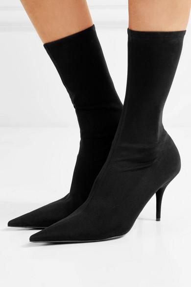 balenciaga heels socks cheap online