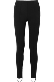 Jogger Fuseau stretch-ponte stirrup leggings
