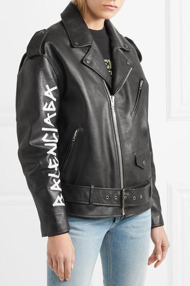 new authentic official site coupon code Balenciaga | Perfecto oversize en cuir texturé | NET-A ...