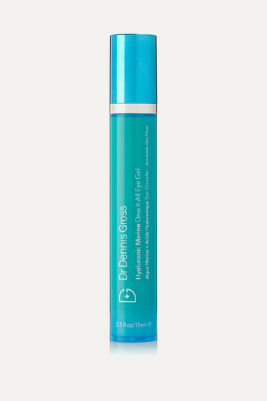 Dr. Dennis Gross Skincare - Hyaluronic Marine Dew It All Eye Gel, 15ml - Colorless