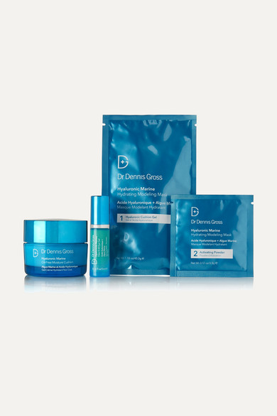 Dr. Dennis Gross Skincare - Marine Moisture Rescue Kit - Colorless