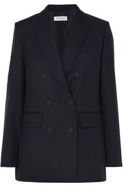 Cennare double-breasted wool blazer