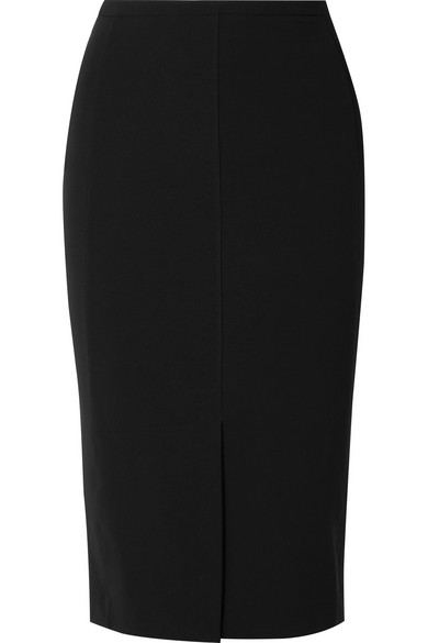 Secolo Stretch Crepe Midi Skirt by Max Mara