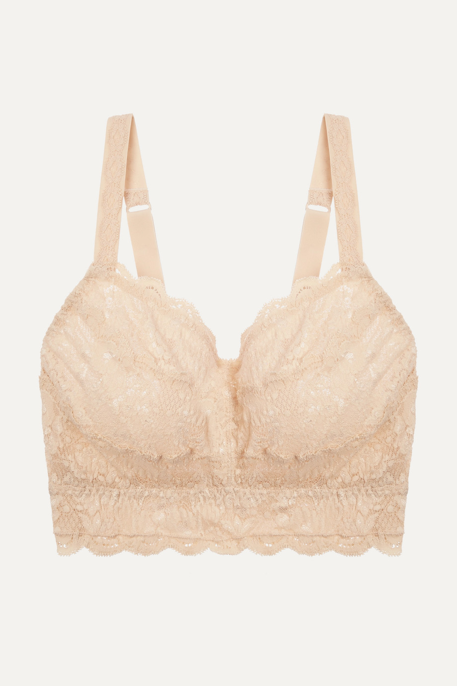 Cosabella Never Say Never Curvy Sweetie DD-F stretch-lace soft-cup bra