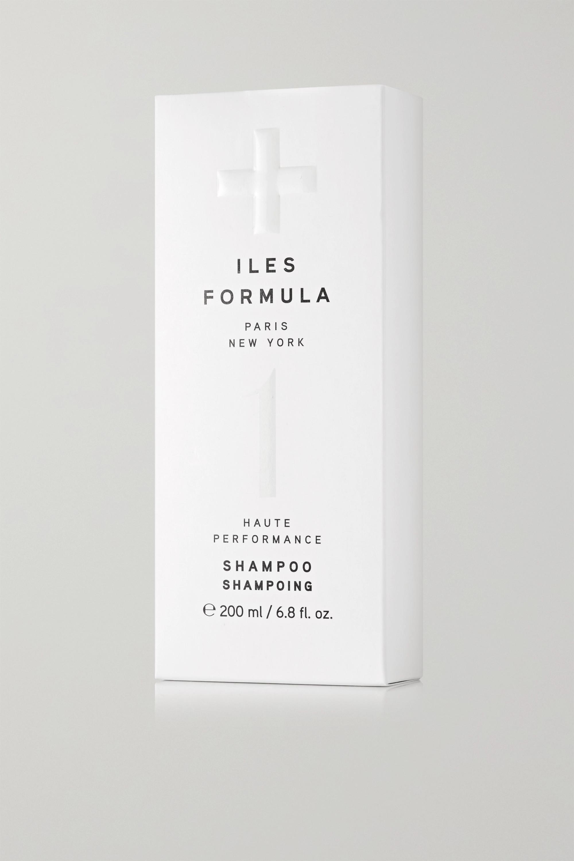 Iles Formula Haute Performance Shampoo, 200ml