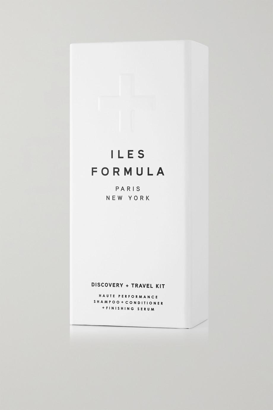 Iles Formula Haute Performance Discovery & Travel Kit