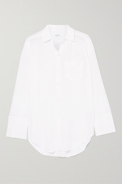 Coco Washed Silk Shirt by Equipment