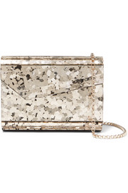 Jimmy Choo Candy Clutch aus Acryl