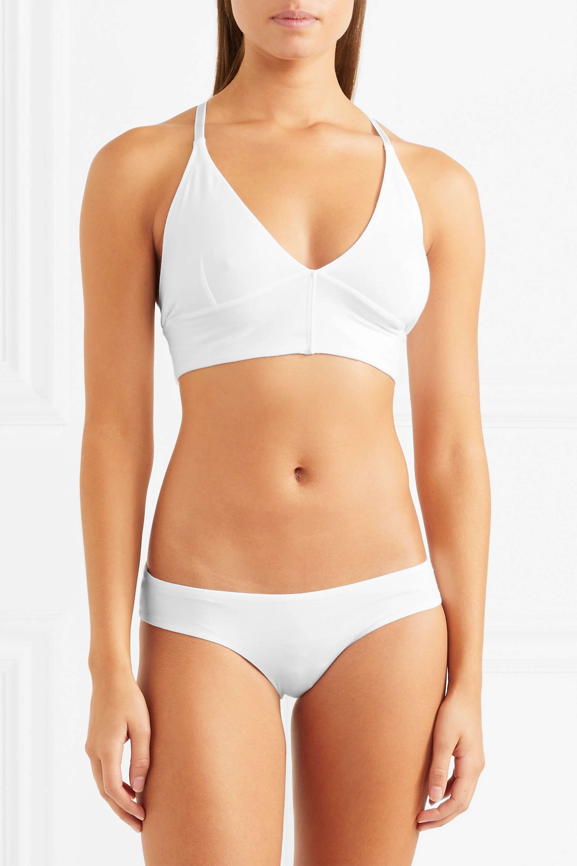 Skin Venus 有机比马棉混纺平纹针织三角裤(两件套)