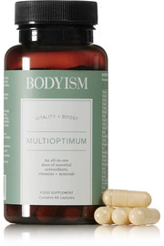 Bodyism's Clean and Lean Multioptimum (60 capsules)