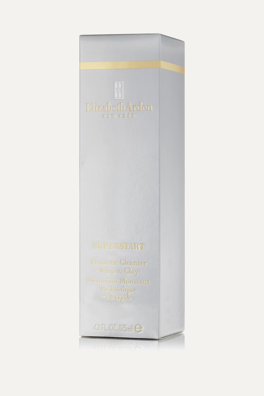 Elizabeth Arden Superstart Probiotic Cleanser - Whip to Clay, 125ml