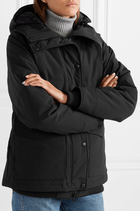 Deep Cove shell down jacket
