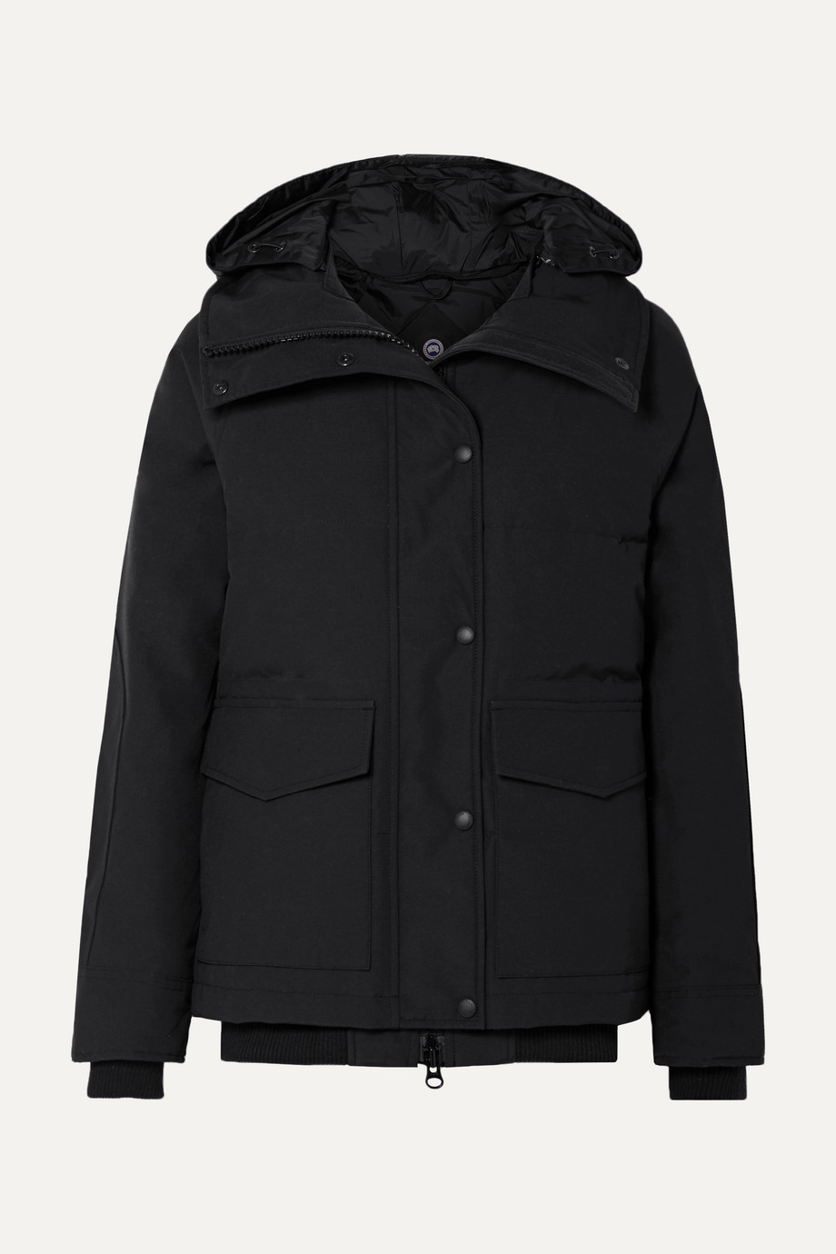 Canada Goose Deep Cove shell down jacket