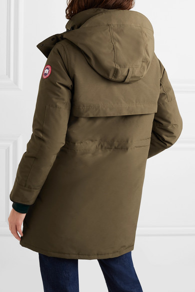 5ef10abdcac Canada Goose. Gabriola hooded quilted shell down parka. £775.00. Play
