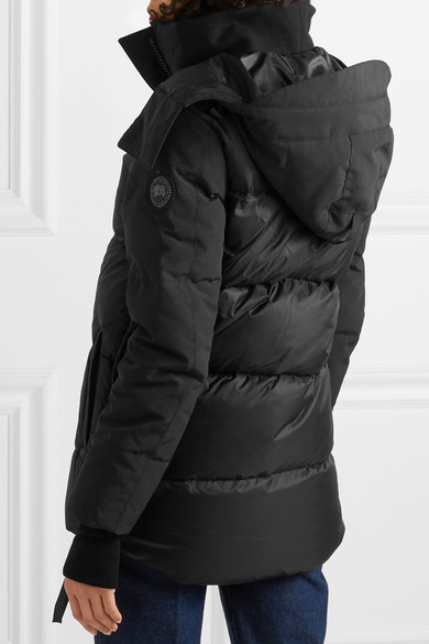 canada goose whitehorse quilted parka
