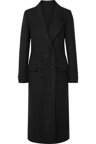 Double Breasted Cashmere Coat by Burberry
