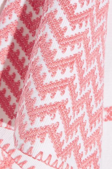 Pippa Holt Bestickter Kaftan aus Baumwolle