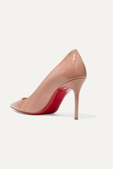 brand new 1bf43 7ce74 Christian Louboutin | Décolleté 554 85 patent-leather pumps ...