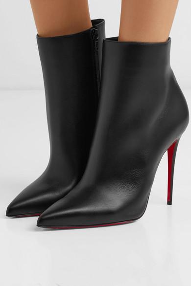 a9fb0747ac0 Christian Louboutin | So Kate 110 leather ankle boots | NET-A-PORTER.COM